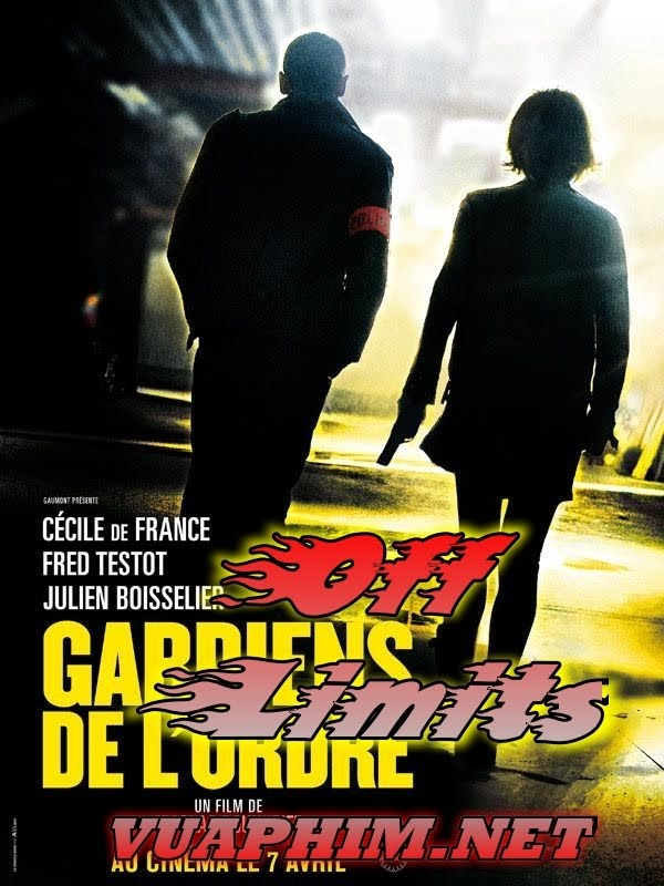 Off Limits - Gardiens De Lordre 2010Off Limits - Gardiens De Lordre 2010