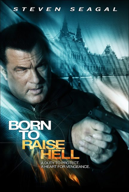 Bản Năng Trả Thù - Born To Raise Hell (2010) Poster