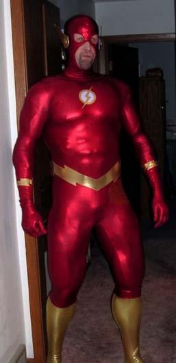 & The Flash