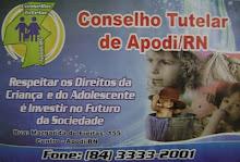 CONSELHO TUTELAR DE APODI