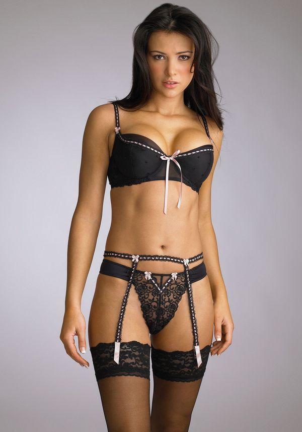 Celebrity Photos Hot Sexy Lingerie Shoot Of Model Alina