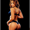 Dollicia Brayan in bikini - Hot unseen high quality photo gallery