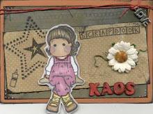 Kaos adward från Annkan