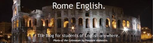 Rome English.