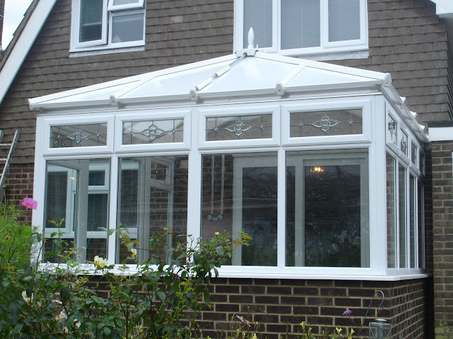 Picture 16 Conservatory Finished