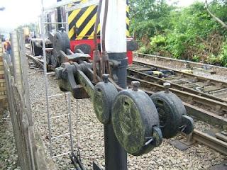 stop signal in railway