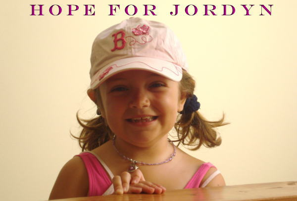 HOPE FOR JORDYN