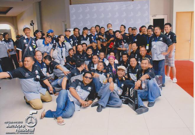 Jambore Nasional mercedes - Benz V