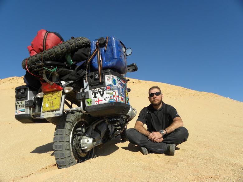 El Gran Sahara Oriental