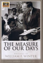 THE MEASURE OF OUR DAYS by Gov. William E. Winter