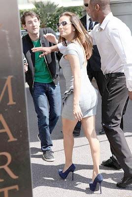 Eva Longoria Parker 63rd Annual Cannes Film Festival