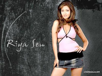 Riya Sen Hot Pics