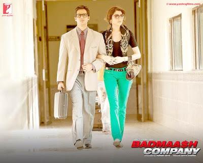 Anushka Sharma Badmaash Company