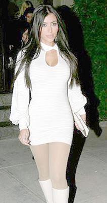 Kim Kardashian Video Clip