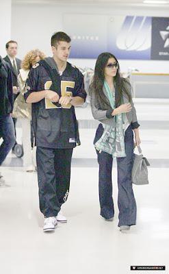 Kim Kardashian LAX Airport