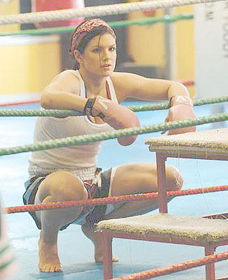 Gina Carano Fight Girls