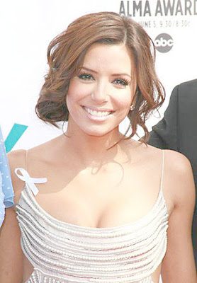 Eva Longoria Shrine Auditorium