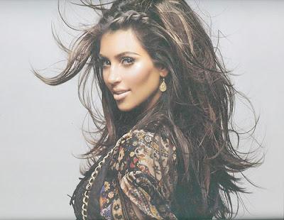 Kim Kardashian Vegas Magazine