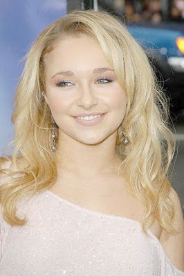 Hayden Panettiere Racing Stripes Movie Premiere