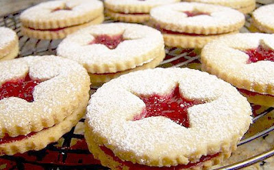 Christmas Cookie Recipes and Photos