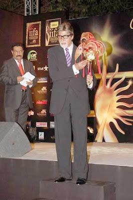 Amitabh Bachchan IIFA 2009 Press Meet Pictures