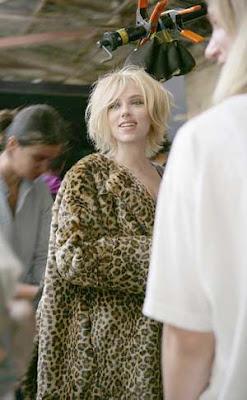 Scarlett Johansson Mango Pics