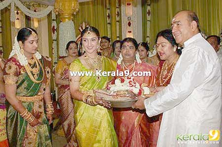 Sridevi Vijayakumar Wedding Unseen Pictures