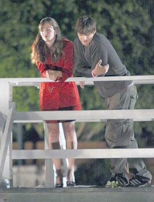 Jennifer Garner and Ashton Kutcher