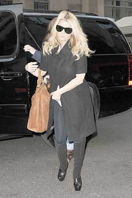 Jessica Simpson Madison Avenue