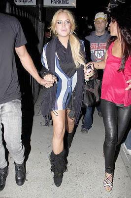 Lindsay Lohan Nightclub