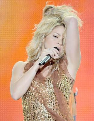 Shakira Rock In Rio Madrid