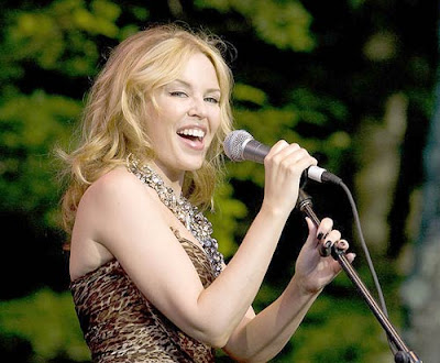 Kylie Minogue 3rd Annual Watermill Center Concert