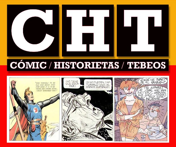 CHT-COMIC-HISTORIETAS-TEBEOS