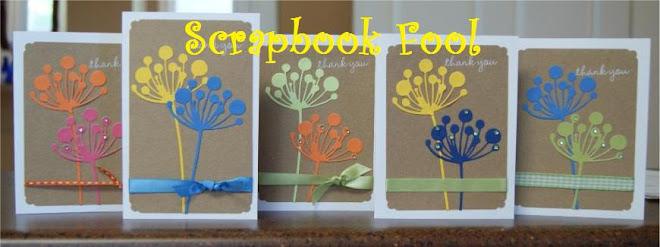 Scrapbook Fool