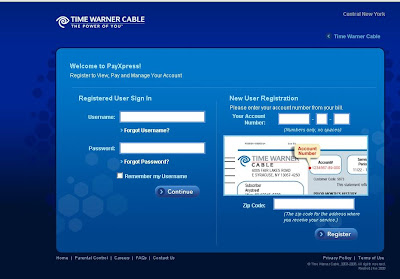 Time warner cable pay bill online - TWC Online Bill Payment
