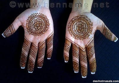 KarvaChauth Mehndi Designs Pictures