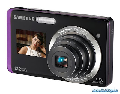 Samsung St550 Camera : Samsung St550 Price, Photos & Review