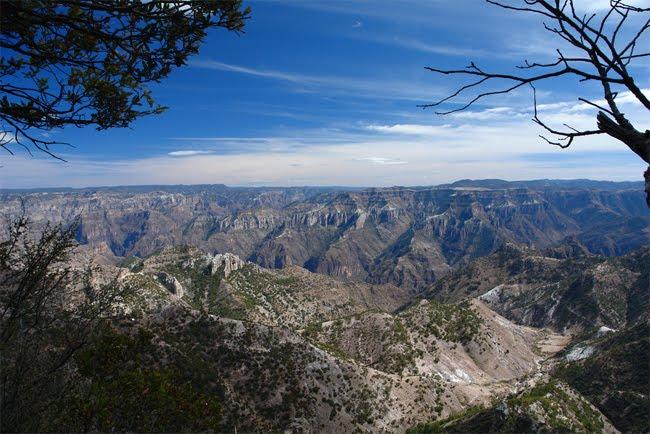 фото гор мексике