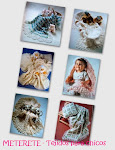 Mantillas para bebés. Elige la manta de brazo o cuna que más te gusta y nosotros la tejemos por vos