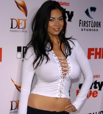 Today is the birthday of one of the world's hottest porn stars, Tera Patrick ...