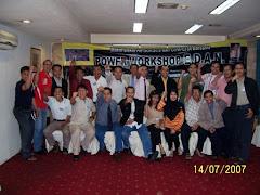 Peserta Workshop E.D.A.N. DKI Jakarta