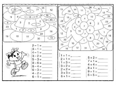 truck+1078 Atividades de Matemática: adição e subtração para crianças