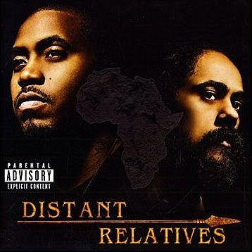 Nas &; damian marley - distant relatives