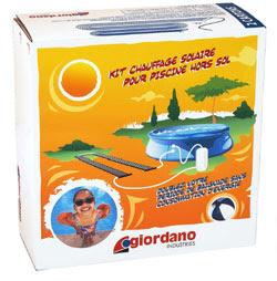 Le blog des professionnels de la piscine et du spa kit de for Chauffage solaire piscine giordano