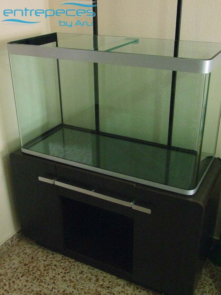 Entrepeces armando nuestro acuario el montaje - Montaje de acuarios ...