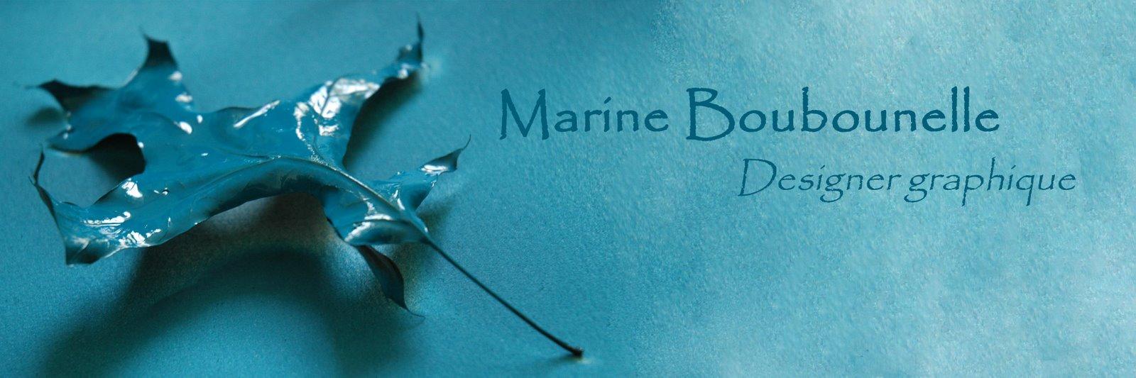 marine boubounelle