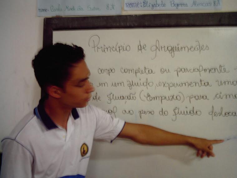 Seminário de Encerramento de Física II -