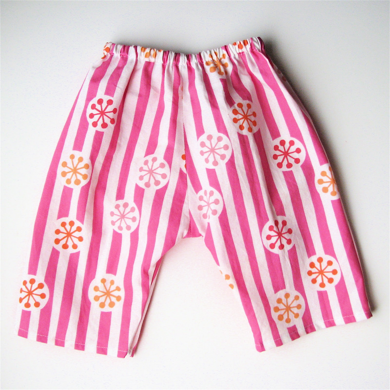 Free Rae s Basic Newborn Pant Sewing Pattern Made By Rae