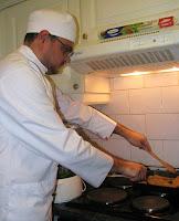 Chef Cristi PapaBun Roman :)