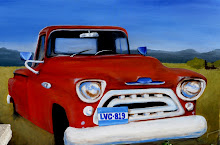 Old Truck -- Original Sold.